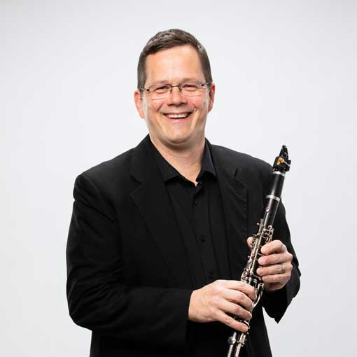 Headshot for CSO musician Benjamin Freimuth