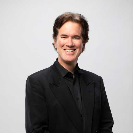 Headshot for CSO musician Michael Chertock