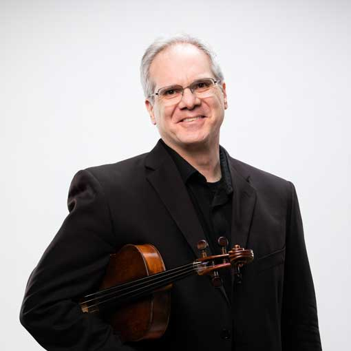 Headshot for CSO musician Stephen Fryxell