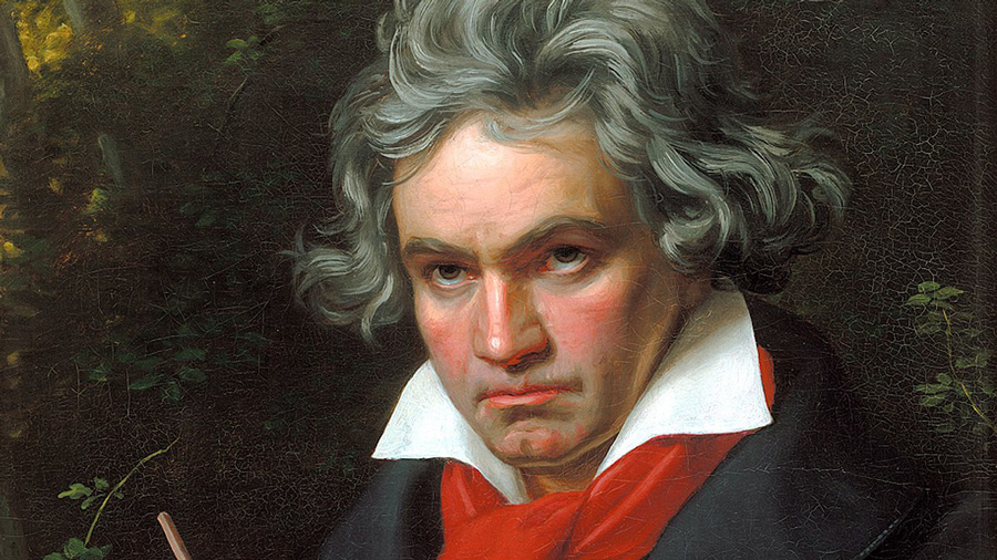Photo of Beethoven for Program Notes