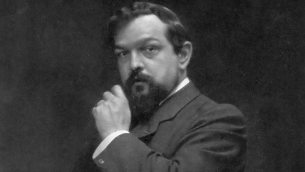 Photo of Debussy for Program Notes