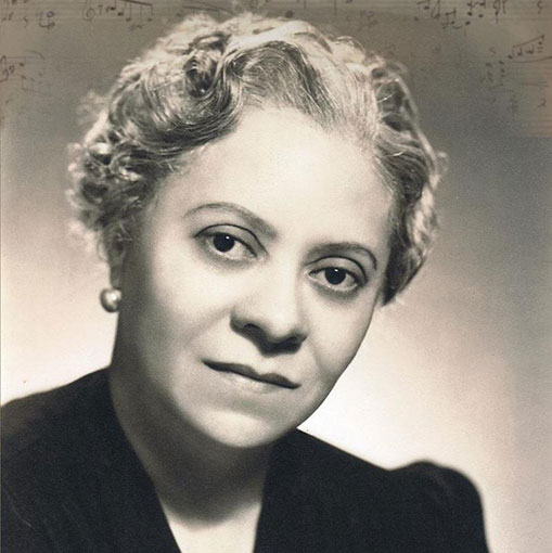 Photo of composer Florence Price