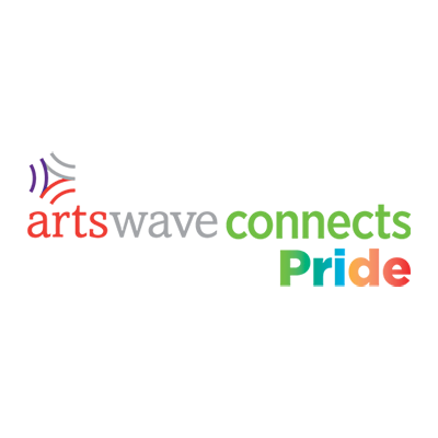 ArtsWave Connect Pride logo