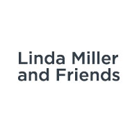 Linda Miller and Friends text logo